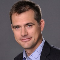 Photograph of Mark Kobal, CPA IRC